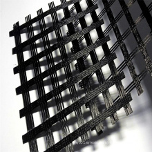 Fiberglass Geogrid Biaxial Geogrid Prices For Road Construction
