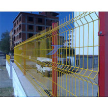 ПВХ покрытием сад забор с высоким качеством и низкой ценой