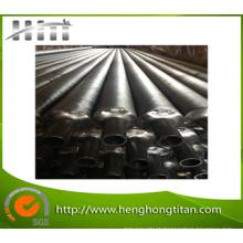 100% soldou o tubo de aleta de aço inoxidável 304 para a caldeira de condensação