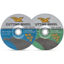 Disco de corte de alta qualidade de 7 polegadas Inox / roda de corte