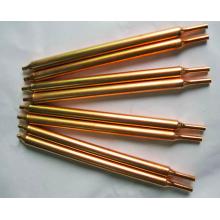 CNC bobina tubo final formando máquina para condensador y refrigerador