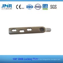 China Vollständig gefüllte Titanium Dhs Locking Plate