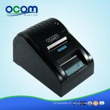 OCPP-585 2inch thermiques code-barres imprimante ticket machine