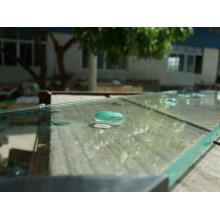Verre trempé de revêtement de nanomètre propre facile pour la clôture de douche