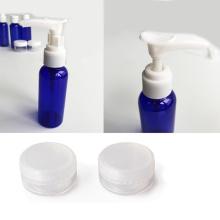 Moda portátil loção bomba de espuma tampa garrafas garrafas de cosméticos terno de viagem (PT04)
