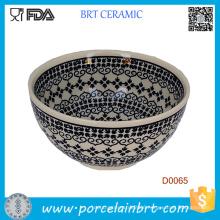 Pottery Avenue Elegant Time 16oz Dinner Bowl