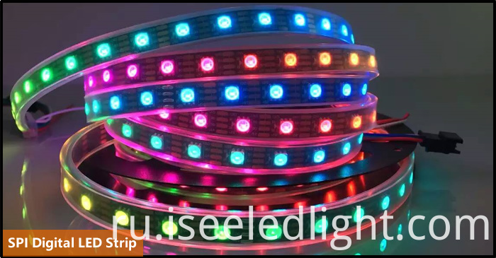 SPI LED Strip 02