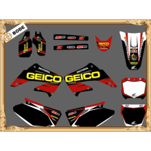 Decal kits FOR HONDA CR 125 CR 250