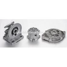 China-Hersteller Aluminium-Druckguss-Motor Teile, Feinguss