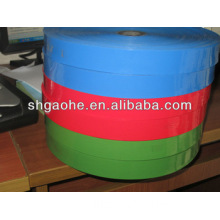 Color cellulose Acetate,Colorful Acetate Film for shoelace and handbag laces