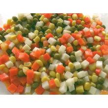 Légumes mélangés en conserve (3kinds, 4 sortes, 5 sortes mélangées)