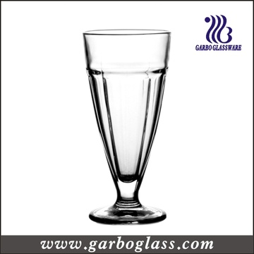 Glass Party Ware Footed Juice or Mix Drinks Soda Glass Cup