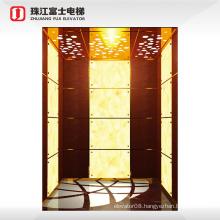 ZhuJiangFuJi Factory Price Residential Electrical Passenger Elevator