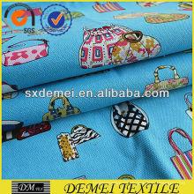 patrón de impresión rollo tela por mayor baratos