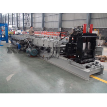 PLC automático Control C Purlin Roll que forma la máquina