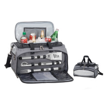3 in 1 bbq camping barbecue set
