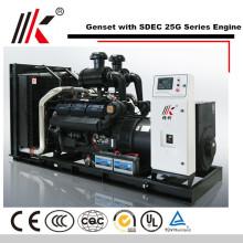 Dynamo genset Preis mit SC25 Modell Power 500kW power free Energie Generator Tunesien verwendet
