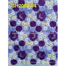 Best-Selling Multi Color Chemical Lace for Lady for Party