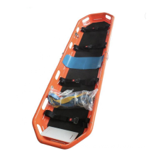 Emergency Basket Stretcher With Belts For Helicopter Rescue