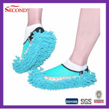 High Quality Heavy Chenille Clean Slippers