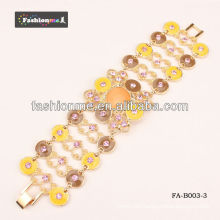fashion jewelry jamaican bracelets FA-B003 series