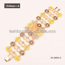 pulseiras jamaicano de moda joias série FA-B003