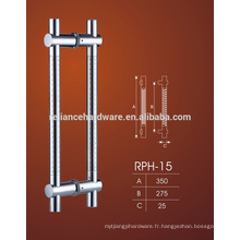 Alibaba.com Poignées de porte en verre commerciales Fabricant Ladder Poignées de porte coulissante en verre
