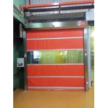 304# Stainless Steel Frame Rapid Door