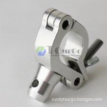 Tourgo high quality aluminum tube lighting clamp