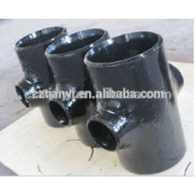 ASME B16.9 Carbon Steel Seamless Reducing Tee