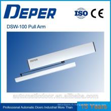 Porte battante automatique DSW-100 - bras de traction