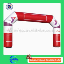 Arco inflable barato modificado para requisitos particulares barato de la entrada / del final para la venta