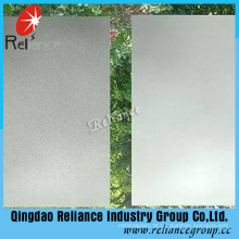 4-19mm Ácido Etched Glass / Clear Frosted Glass Price