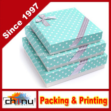 Paper Gift Box / Paper Packaging Box (12D0)