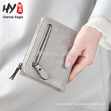 Multifunctional ultra-thin genuine leather wallet