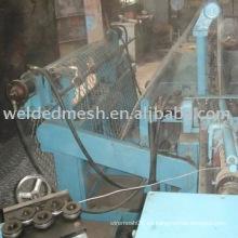 Máquina automática de la cerca del acoplamiento de cadena