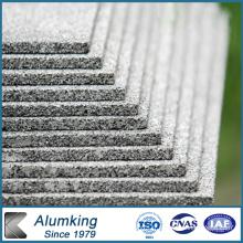 Réduction du bruit Mousse d'aluminium pour le transport