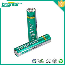 Дешевая и тонкая щелочная батарея 1.5v aaa lr03 из Китая
