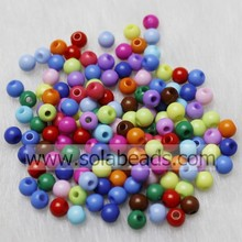 Cheapest 4mm Hair Round Ball Imitation Swarovski Beads