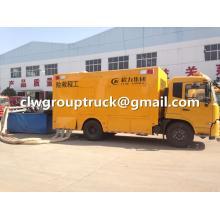 Rescate de Dongfeng Tianjin ingeniería vehículo utilitario