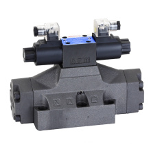 Válvula electrohidráulica accionada por piloto de solenoide (DSHG-06)