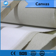 Promotion Good Vertical Sensitivity 1.52m*30m 380gsm cotton canvas for Pigment Inks Printing