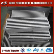 Barre en aluminium et plater à base de radiateur sur mesure