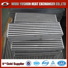Aluminum Bar and Plater Customized Made Radiator Core