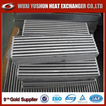 Aluminum Bar and Plater Customized Made Radiator Core