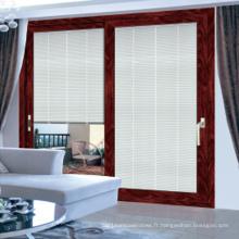 Fabricant de porte coulissant la porte intérieure avec l'épaisseur de 2.0mm (FT-D120)