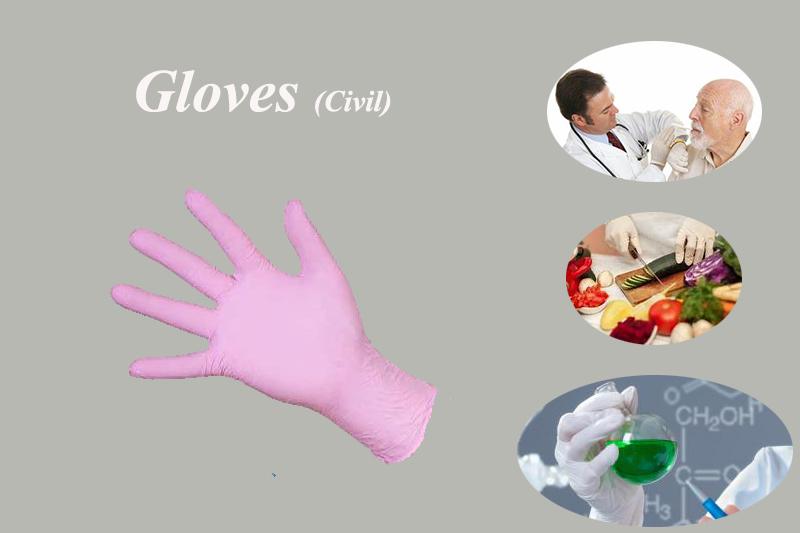 Gloves-pink