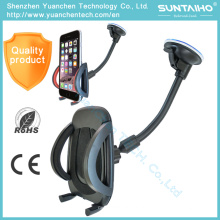 Suporte do telefone do carro do suporte da montagem do pára-brisa da sucção do suporte do telemóvel de 360 rotação 6028