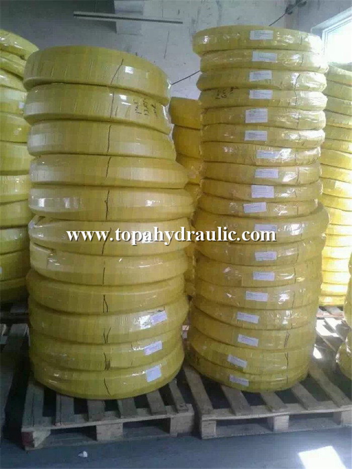 Flexible rubber hose oil hydraulic hose