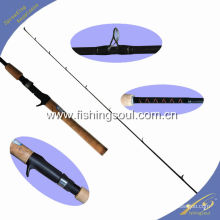 CTR015 1.8mTitanium ring carbon blank casting rod